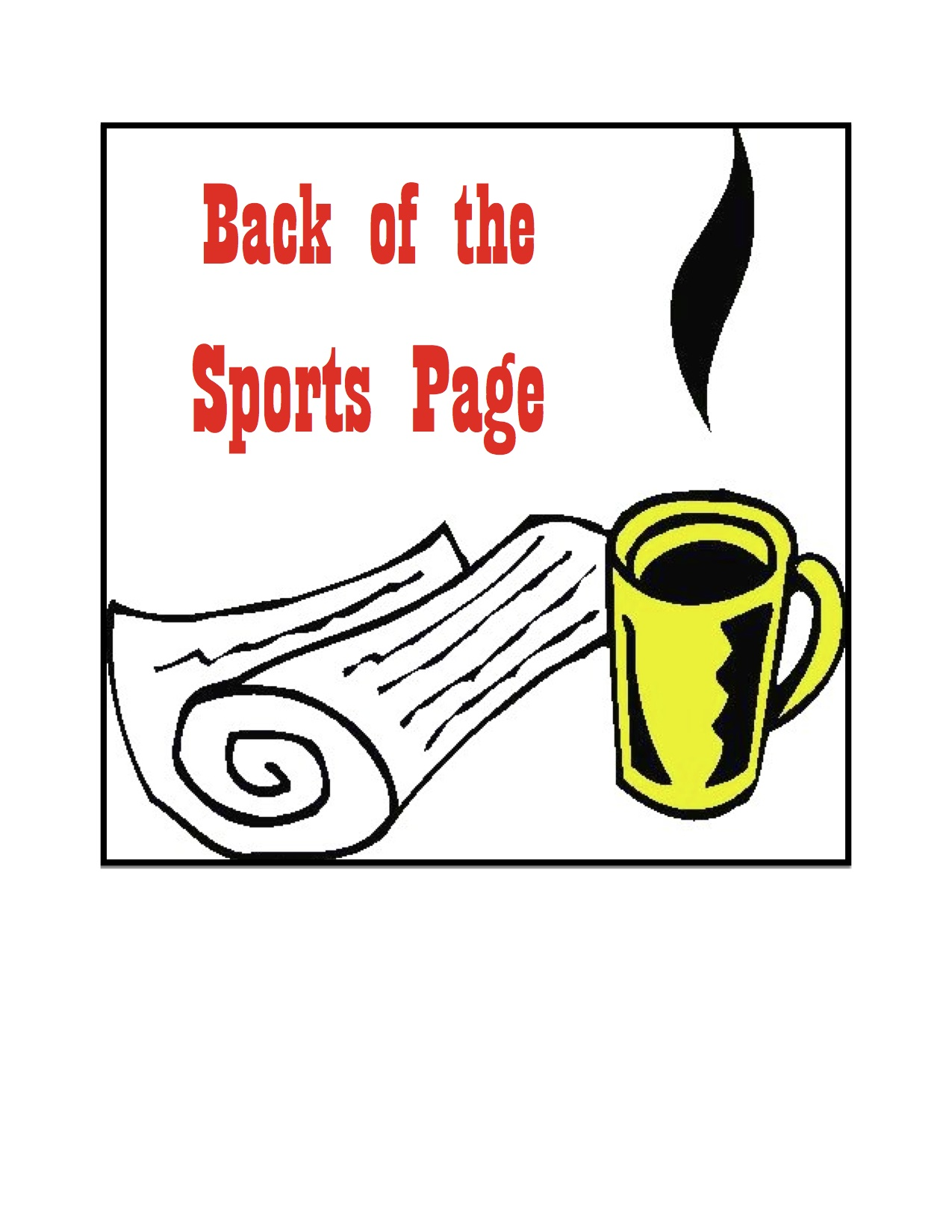 Podcast – Back of the Sports Page